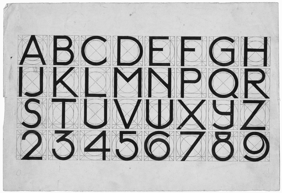Alphabet&Numbers