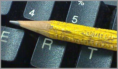 Pencils Vs. Pixels
